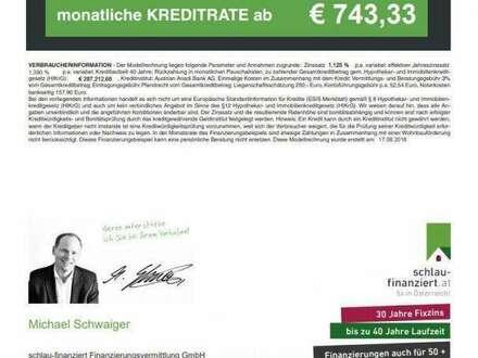 mtl. € 745,- T&C Dh Generationenhaus 91 schlüsselfertig, in Laakirchen/ Steyrermühl