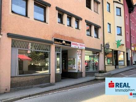 Geschäftslokal in Jenbach Zentrum zur Miete