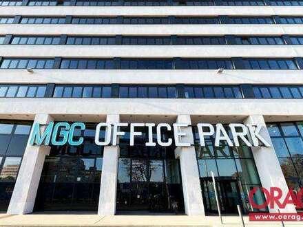 Flexible Büroflächen im MGC Office Park zu mieten - 1030 Wien
