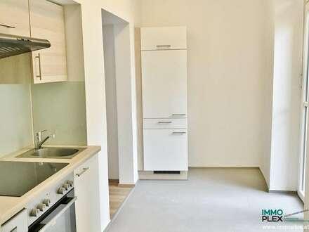 ***ERSTBEZUG*** Wohnung mit mehr als 34m2 Wfl., TOP ausgestattet -> PLUS EIGENGARTEN ca. 60m2 zu mieten; Direkt im Stadtzentrum;…