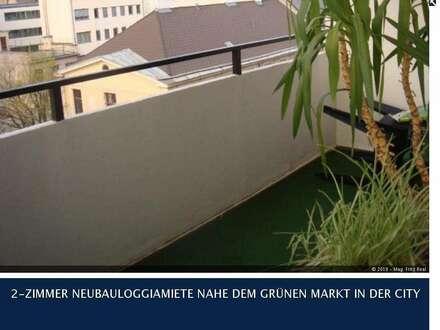 Baden - 2-ZIMMER NEUBAULOGGIAMIETE NAHE DEM GRÜNEN MARKT IN DER CITY