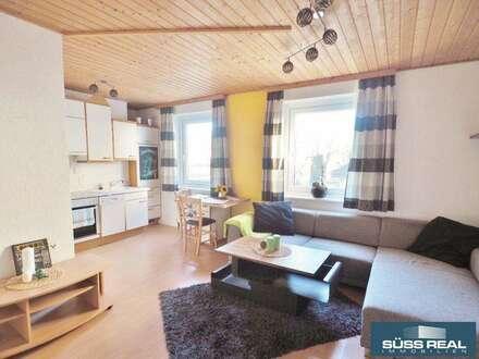 48 m² Erdgeschosswohnung in ruhiger Wohnlage