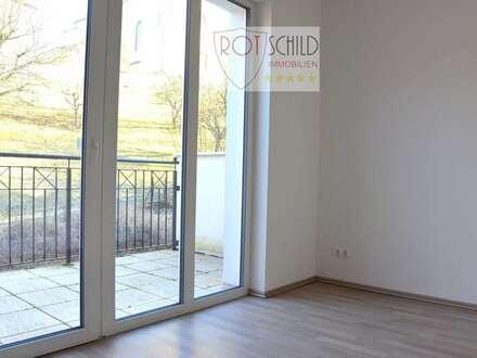 Kleine Singlewohnung mitten im Zentrum von Bad Gleichenberg- 1 SZ,1 Koch-Wohnzimmer, Balkon, Lift.
