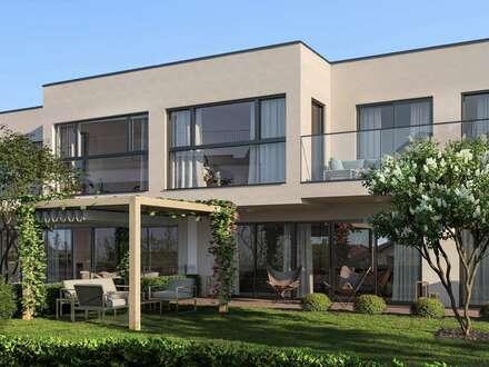 !TolleDoppelhaushälftemit zwei Stellplätzen, TerrassenundGarten! - Fußbodenheizung - Erstbezug - Toller Neubau!