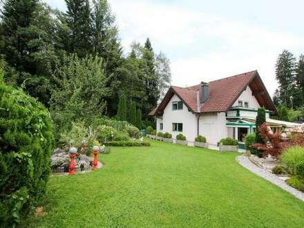Landhaus mit paradiesischem Garten in schönster Ruhelage