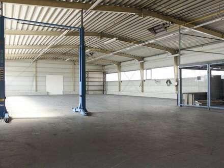 Firmenstandort in Fischamend: Halle/Werkstatt/Freifläche/Büro