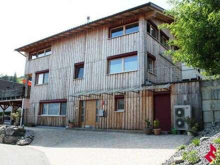 Frastanz: biologisches ÖKO-Wohnhaus