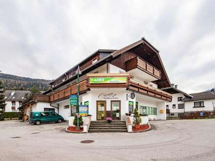 Geschäftsfläche im aufstrebenden Tourismusort St. Margarethen im Lungau