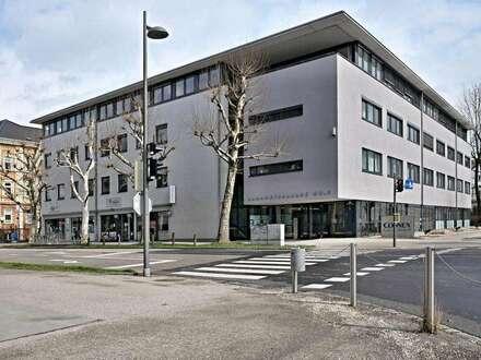Zentrumnahes Büro in der BahnhofsARKADE Wels