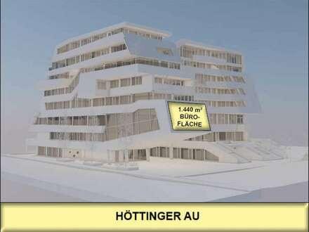 """Trendiger Bürostandort im neuen """"landmark building"""" Höttinger Au"""