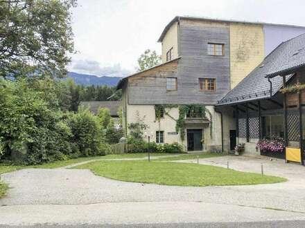 3667 - Historische Mühle Nähe Faaker See