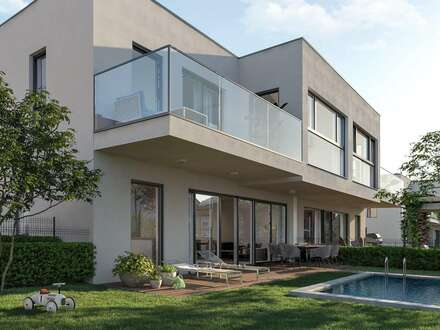 Super Anbindung an S1, A5 und G3!- Designerhaus am Waldrand mit Keller und Stellplätzen!- gestalten Sie IHREN persönlichen…