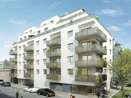!ERSTBEZUG! 2-Zimmer Mietwohnung mit Balkon + Tiefgarage!!!