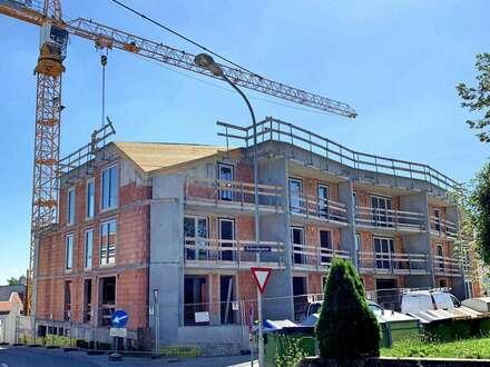 MARTINS LIVING. Provisionsfreie Loggiawohnung Top 10 in exquisiter Klosterneuburger Lage - beim Martinsviertel und Auwald.
