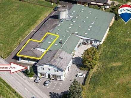 Im Kompetenzzentrum Pregarten - Fläche für Praxis / Geschäft / Büro / Studio und und und