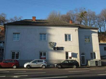 ANLAGEOBJEKT - vermietetes Bürogebäude in Bahnhofsnähe