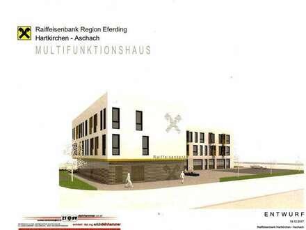 Wohnen im Multifunktionshaus Hartkirchen TOP2-2 Typ2