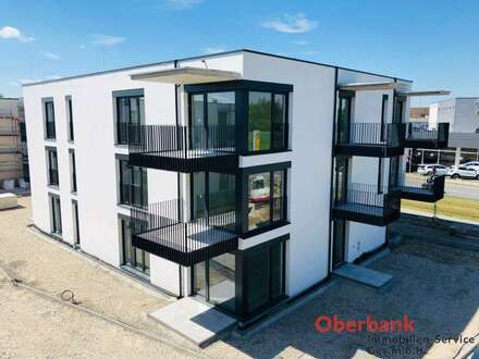 Neubauprojekt Traun - 10 moderne Wohneinheiten - 2 Zimmerwohnung inkl. Balkon