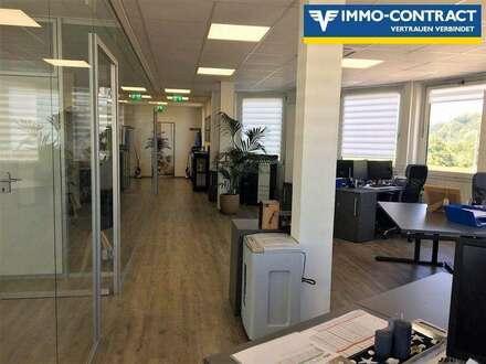 Büroräumlichkeitenin frequentierter Lage