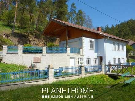 Haus mit 2 Ferienwohnungen