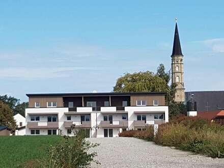 VERKAUFT - Neue barrierefreie Eigentumswohnung im 1. OG - TOP 8