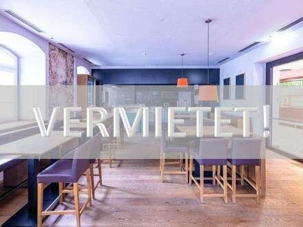 VERMIETET: Restaurant/Bistro im Herzen von Wörgl ohne Investbedarf!