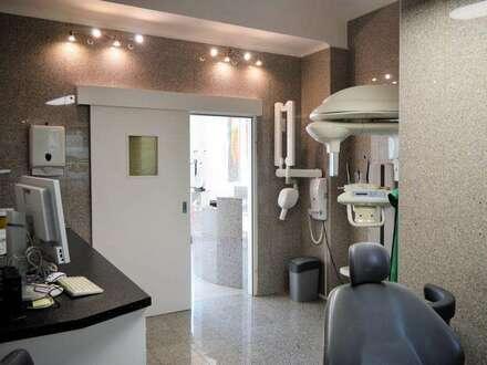 Barrierefreies Geschäftslokal / Zahnarztpraxis mit top Anbindung