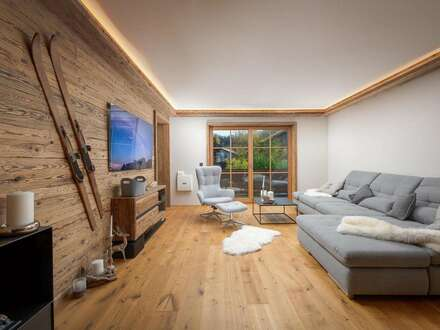 Erstbezug - exklusives Apartment am Golfplatz von Ellmau