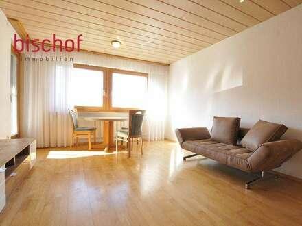 Helle 2-Zimmerwohnung mit Balkon in Feldkirch