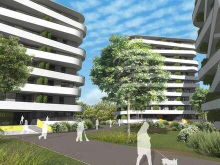 Top 3-Zimmer Wohnung - Baujahr 2019 - provisionsfrei - inkl. großer Rundterrasse!