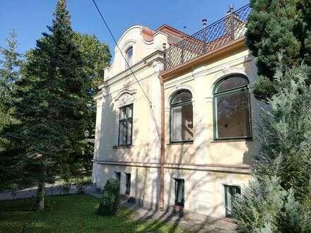 Stilvolle Großfamilien-Villa in Badener Bestlage
