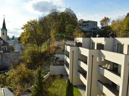 Dachgeschoss-Maisonette-Wohnung im Zentrum von Amstetten! NEUBAU!