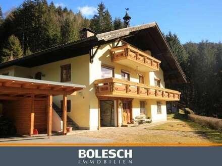 Gemütliches Landhaus im oberen Lavanttal