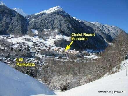 3 Zimmer Ferienwohnung mit ca. 88m² Wfl. im Chalet Resort Montafon St. Gallenkirch! Top 28 - C1 EG
