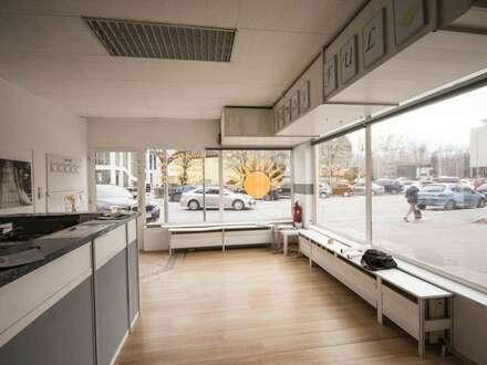 Baden, Nähe Josefsplatz: geräumiges Geschäfts- Lokal / Büro / Gastro / Gewerbe-Fläche