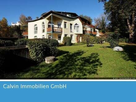UNIKAT 6-Zi-Stadt-Dachterrassenwohnung in grüner Ruhelage Nonntal, nahe Altstadt!