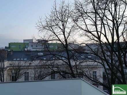 4 Zimmer PENTHOUSE MAISONETTE mit 2 Terrassen- und Balkonflächen!