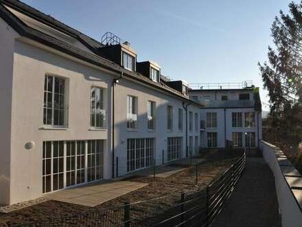 Garten & Terrasse! bezugsfertig! Provisionsfreier Luxus Neubau nähe Korneuburg!