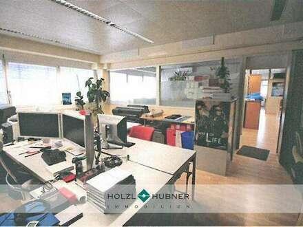 Kompaktes Büro in Gewerbegebiet