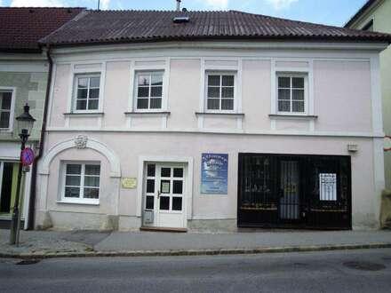 Historisches Haus mit Charm und viel Möglichkeiten