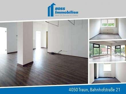 Flexible Bürofläche am TOP-Standort - 138,79 m²
