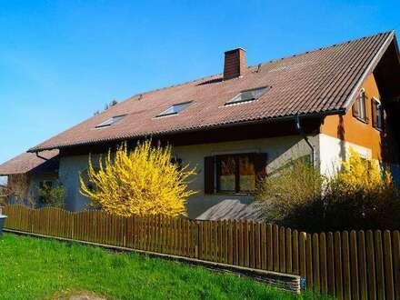 Neuer Preis! Großes romantisches Einfamilien-Landhaus in sonniger Südlage!