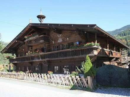 W-02ADKH Historsiches Bauernhaus zur Miete