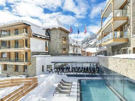 St Anton - 3 Zimmer - Luxus-Ski-Appartement - Bezugsfertig