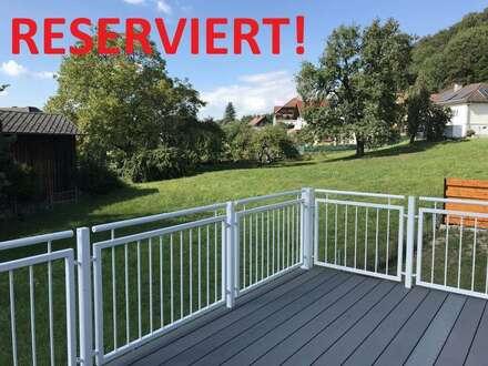 Dreizimmerwohnung mit Balkon am Stadtrand von Amstetten!
