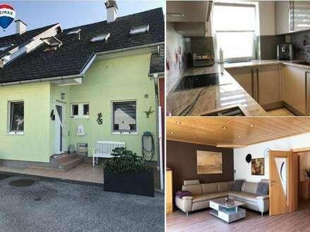 außergeWOHNLICH wohnen - 108m² Reihenhaus in Wohnhausanlage!