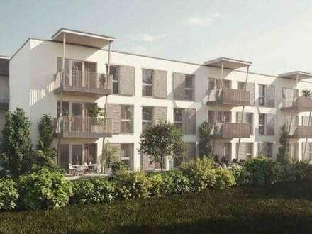 Neue 4-Zimmer-Wohnung im Trumer Seengebiet