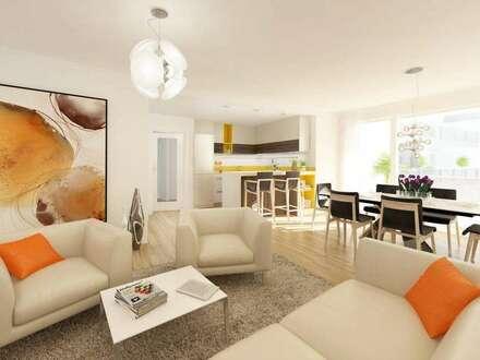 Helle Wohnung mit Terrasse, Top 09