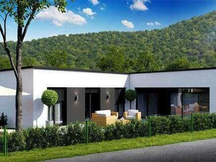 """++Im GRÜNEN gelegener Bungalow in """"Passivbauweise"""" mit 419m² Grundstück!!!"""