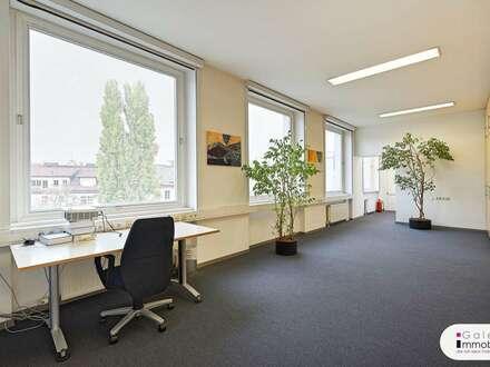 Beim Margaretenplatz - Loftbüro für langfristige Vermietung - Tiefgaragenplatz